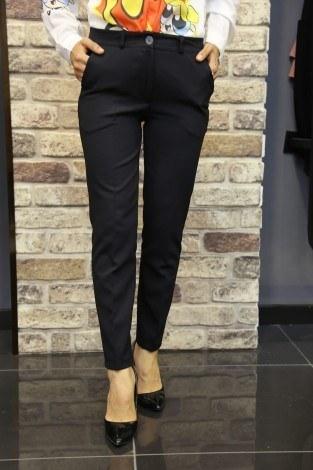 - Bilek Pantalon siyah 8316-4