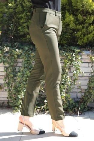 Bilek Pantalon 8316-5 Haki - Thumbnail