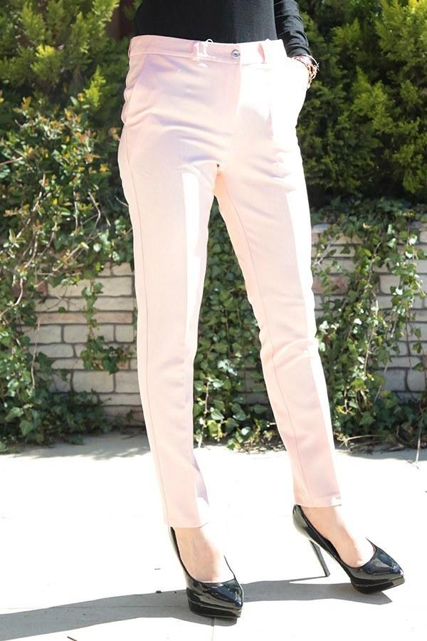 Bilek Pantalon 8316-8 T.Pembe