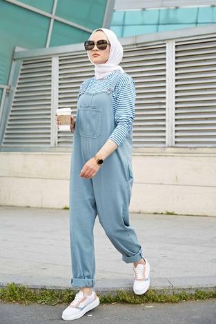 Judy Tulum 100MD-1603 Açık Mavi - Thumbnail