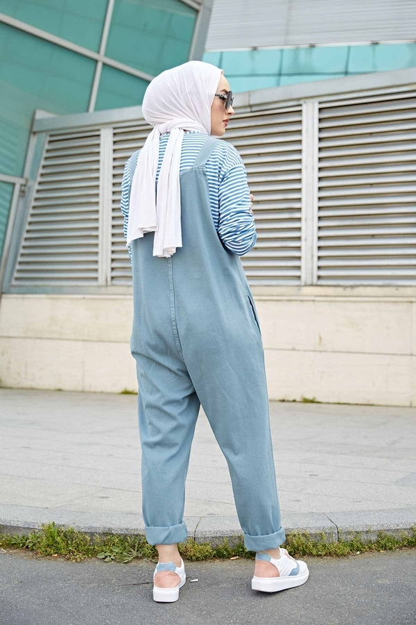 Judy Tulum 100MD-1603 Açık Mavi