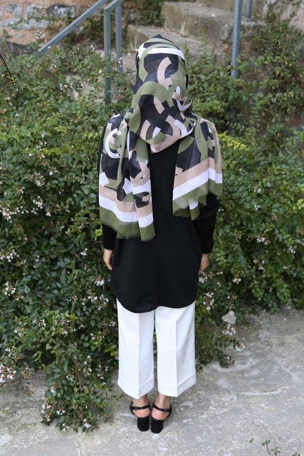 Kolları Piliseli Tunik Bluz 5319-5
