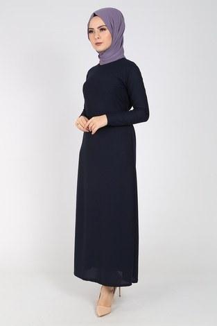 - Kuşaklı Elbise 8508-402