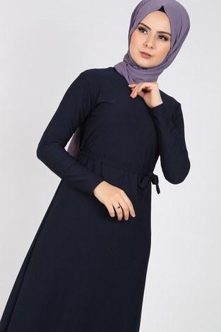 - Kuşaklı Elbise 8508-402 (1)