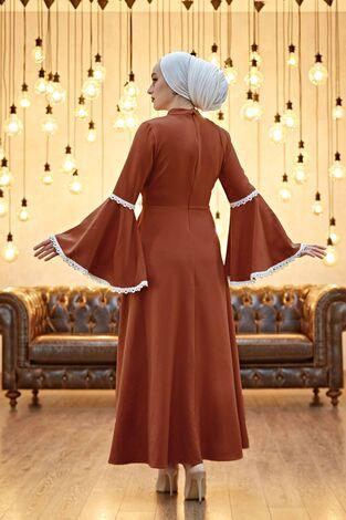 Lady Elbise 540KPS-8041 Kiremit - Thumbnail