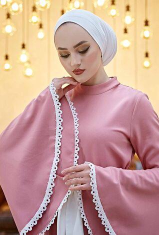 Lady Elbise 540KPS-8041 Pudra - Thumbnail