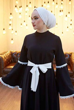 Lady Elbise 540KPS-8041 Siyah - Thumbnail