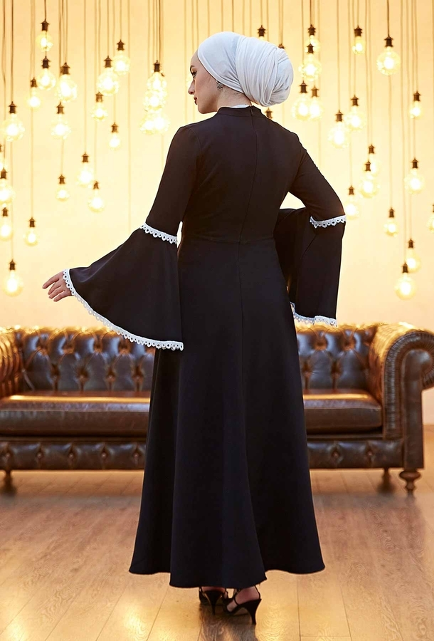 Lady Elbise 540KPS-8041 Siyah
