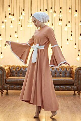 Lady Elbise 540KPS-8041 Somon - Thumbnail