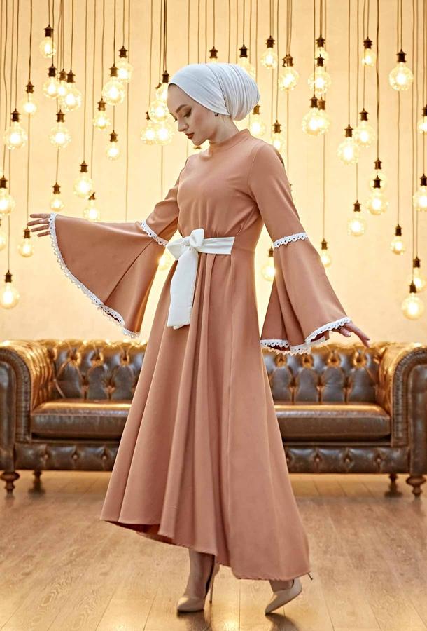 Lady Elbise 540KPS-8041 Somon