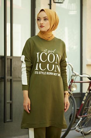 - AVEN Icon Spor Takım 1140-8 Haki (1)