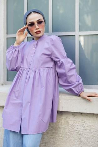 - MDI Rossa Gömlek 9341-10 Lila (1)