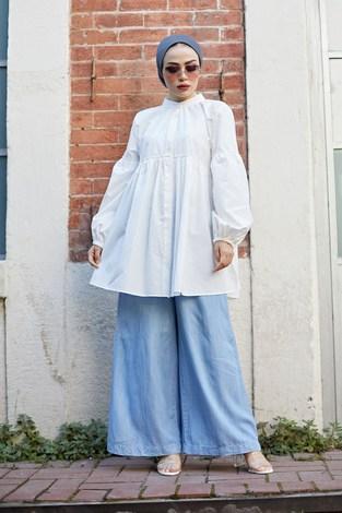 - MDI Rossa Gömlek 9341-2 Beyaz