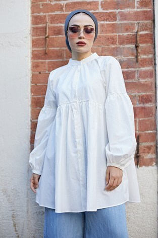 - MDI Rossa Gömlek 9341-2 Beyaz (1)