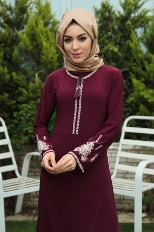 - Nakışlı Elbise 4155-3 (1)