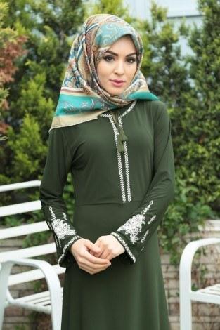 - Nakışlı Elbise 4155-4 (1)