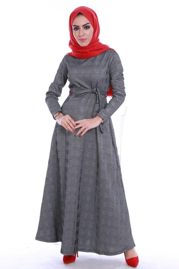 Kuşaklı Elbise 3151