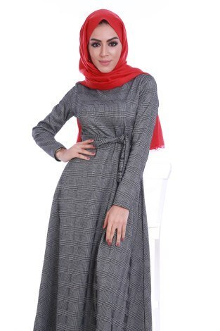 - Kuşaklı Elbise 3151 (1)