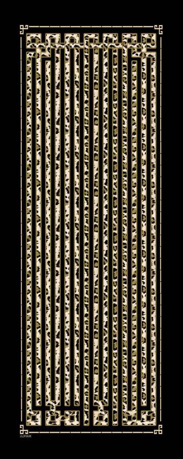 Pamuklu Desenli Şal 190E-8181 -121