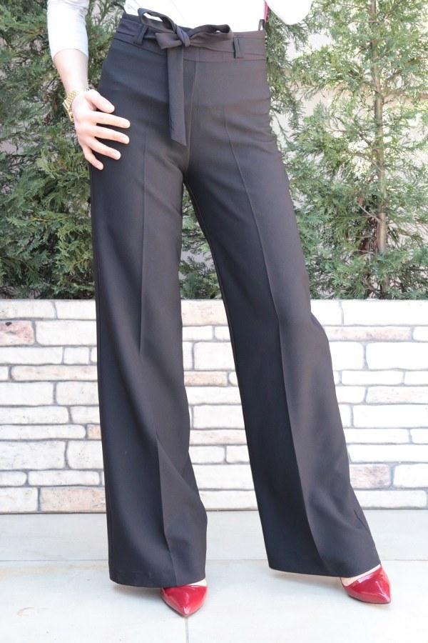 Bol Kumaş Pantalon 8306-1