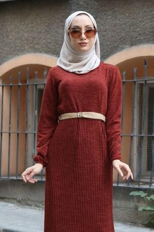 - Piliseli Triko Elbise 4530-25 (1)