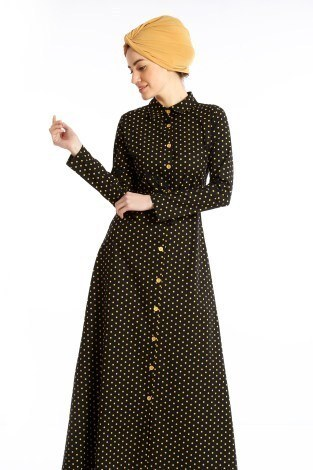 - Puantiyeli Elbise 4123-04 (1)
