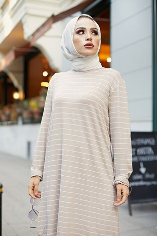 - Relax Sweat Tunik 8710-2 Vizon (1)