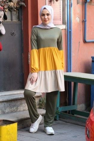 - Renk Katmanlı İkili Takım 5166-04