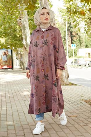 - SAG Salaş Uzun Gömlek 2456-3