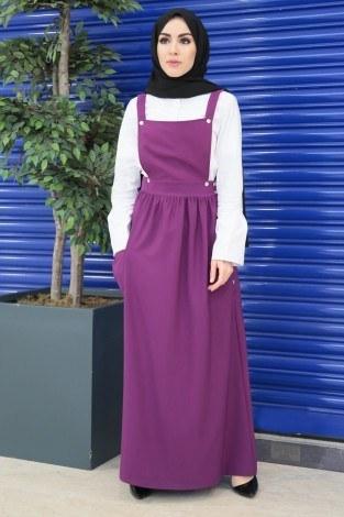 - Salopet Elbise 5065-10