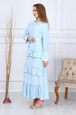Simli Elbise 2567-3 - Thumbnail