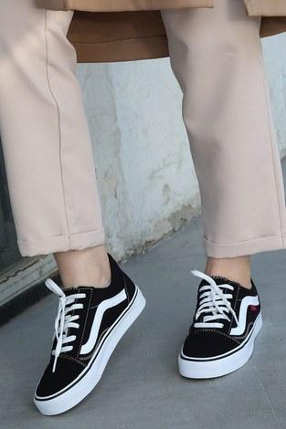 - Siyah Spor Ayakkabı 6157-1 (1)