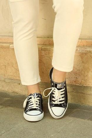- Siyah Spor Ayakkabı 8001-2 (1)