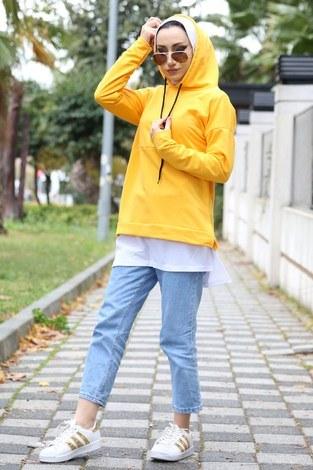 - Tarz Tunik 2103-10 sarı (1)