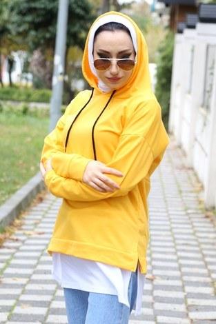 - Tarz Tunik 2103-10 sarı