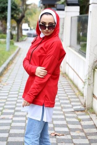 - Tarz Tunik 2103-05 kırmızı (1)
