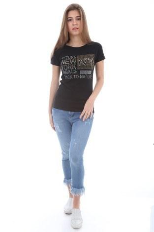- Taş Baskılı T-Shirt 1729-1 (1)
