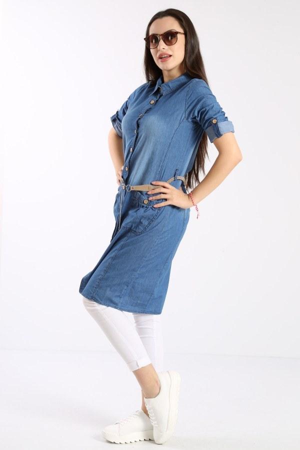 Kot Elbise Tunik 1624-01