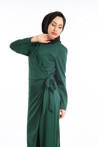 - Tesettür Tulum Elbise 5558-05 (1)