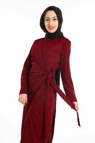 - Tesettür Tulum Elbise 5558-06 (1)