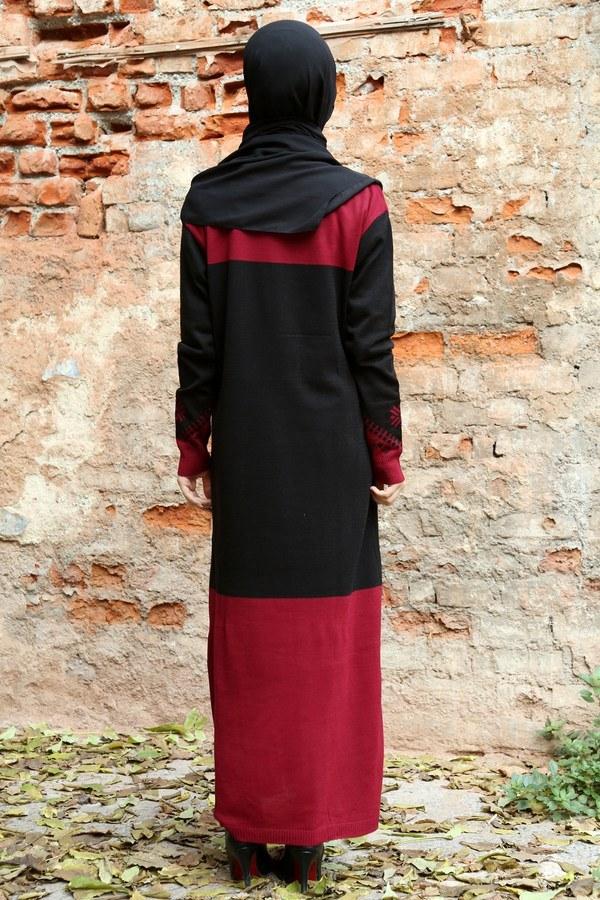Triko Elbise 1030-05