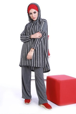Triko İkili Takım 0817-01 - Thumbnail