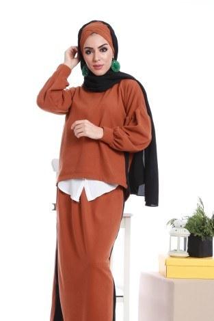 - Tunik Etek İkili Takım 7873-03 (1)
