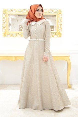 - VVN Tesettür Abiye Elbise 56006-1 (1)